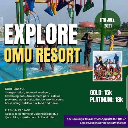 Explore Omu Resort