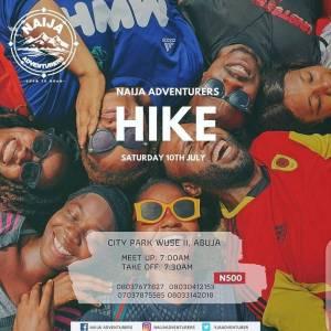 Naija Adventures Hike