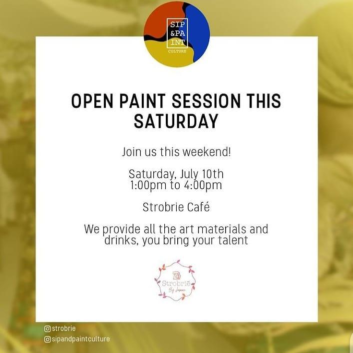 Open Paint Session