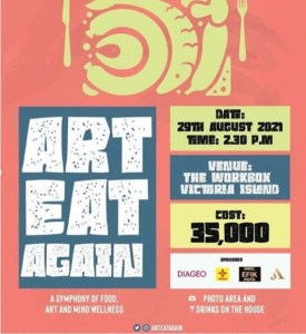 Art Eat Again