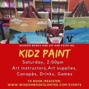 Kidz Paint