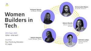 Women Builders in Tech