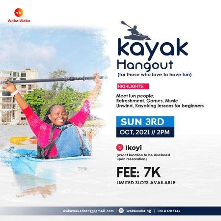 Kayak Hangout