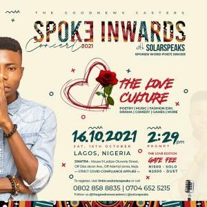 Spoke Inwards Concert