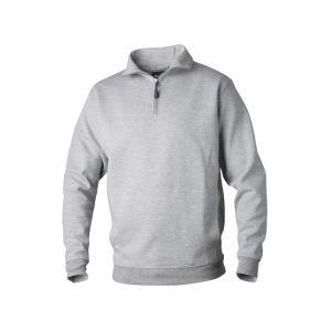 Top Swede - Sweatshirt zip 0102 grå