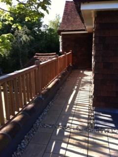side balcony finished web