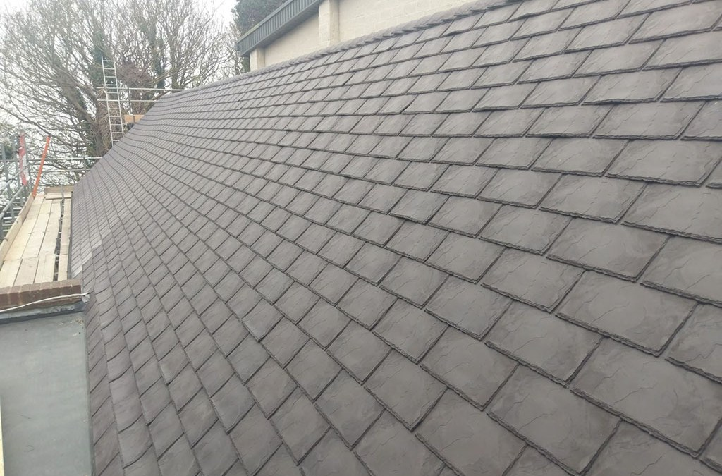 Eco Rubber Slates