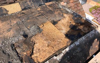 Flat Roof Process
