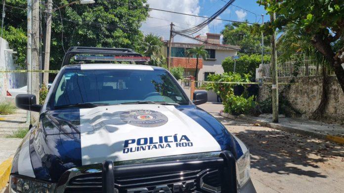 Disparan contra una vivienda en la Supermanzana 3 de Cancún (VIDEO)