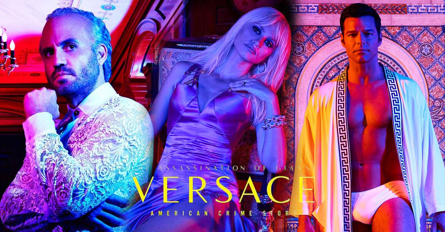 Resultado de imagen para El asesinato de Gianni Versace.