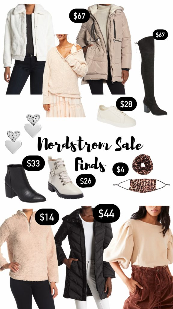 Nordstrom clothing and shoes on sale