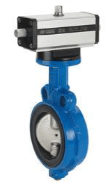 Butterfly Valves (Pneumatic)