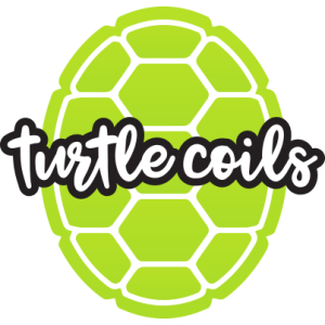 logo Turtle Coils - carré
