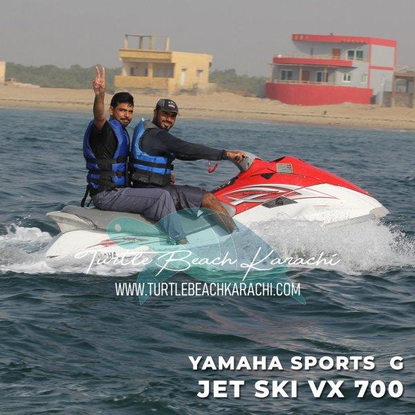 YAMAHA SPORTS JET SKI VX700 G