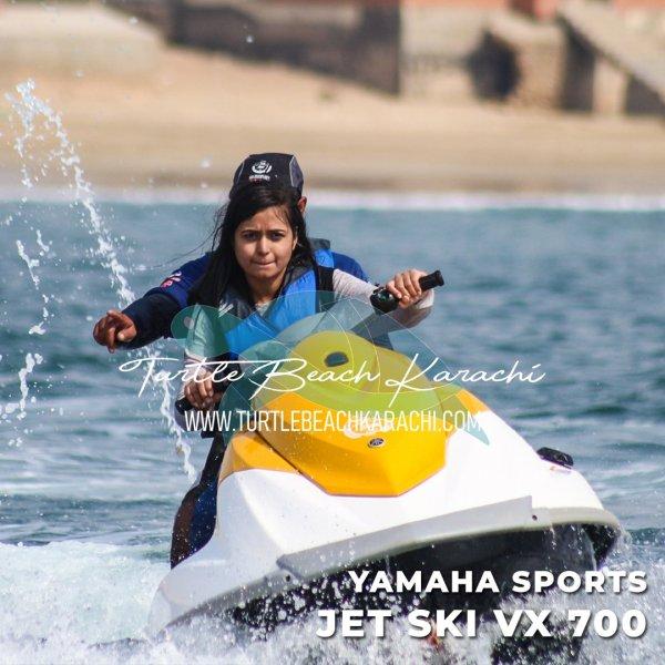 YAMAHA SPORTS JET SKI VX700 C