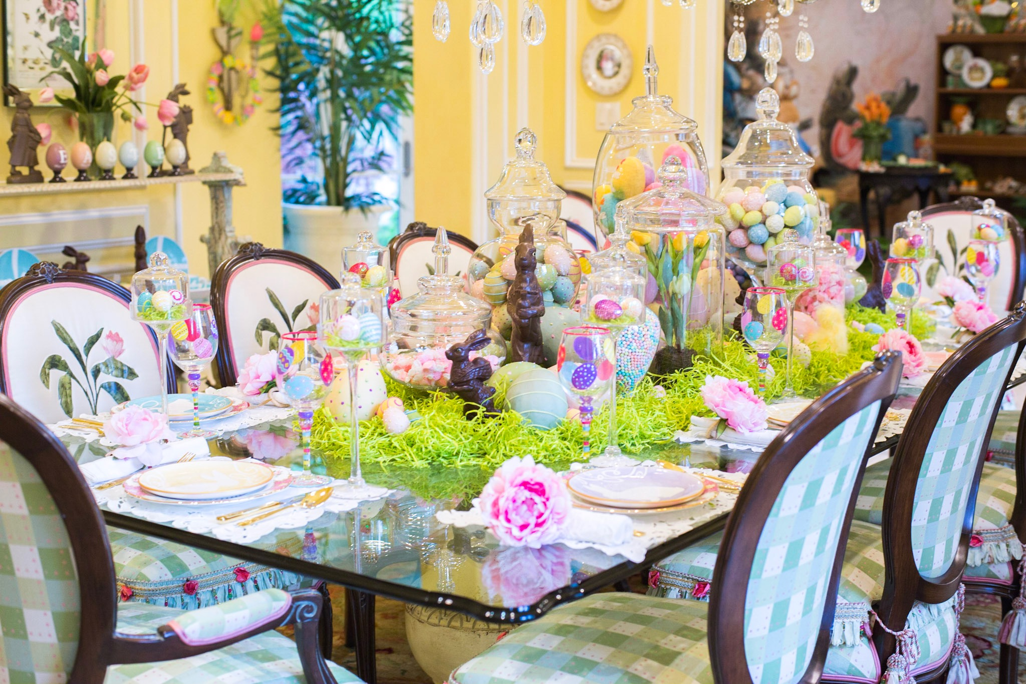 Top 6 Tips For Your Best Ever Easter Table Decorations