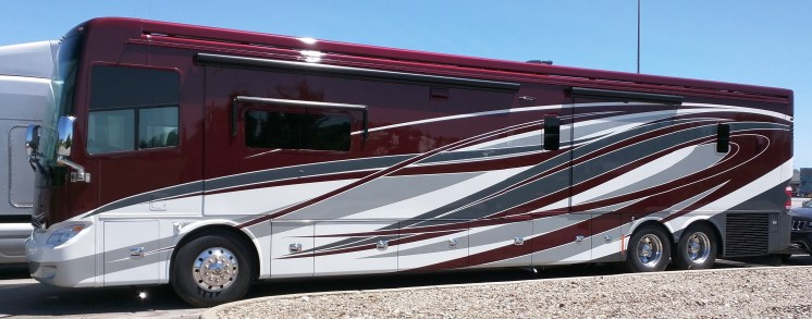 2016 Tiffin Allegro Bus 45OP