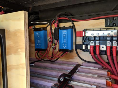 Install Complete - Orion DC 2 DC