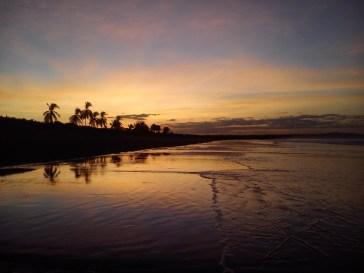 epic sunrise at lowtide