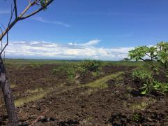 Nicaragua's volcanic landscape