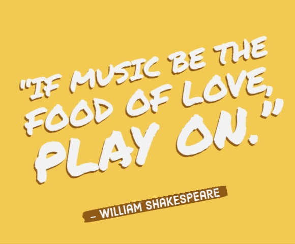 Shakespeare Quotes for inspiration