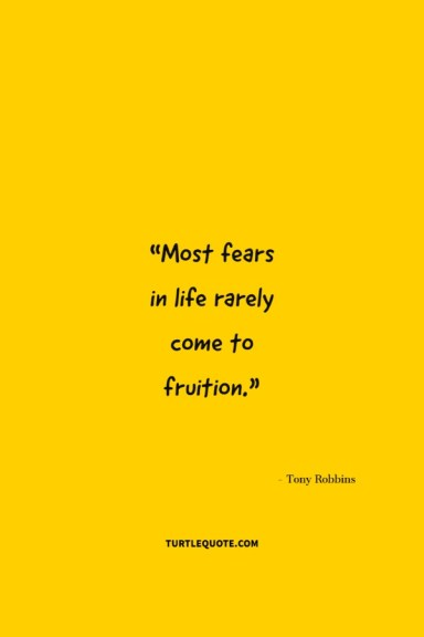 fearful quotes