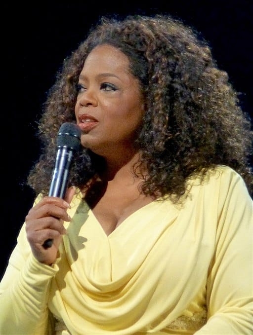 Interesting Facts About Oprah Winfrey