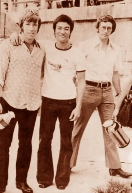 Interesting Bruce Lee Facts