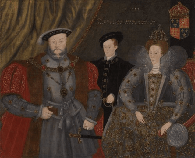 Facts about Henry VIII