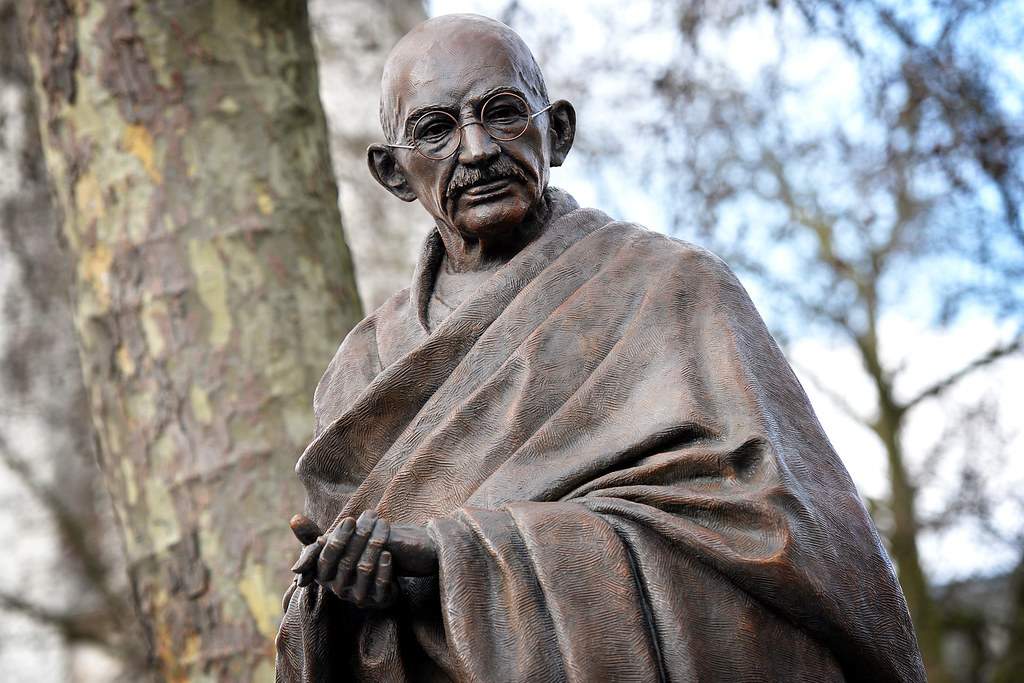 50 of the Greatest Quotes by Mahatma Gandhi