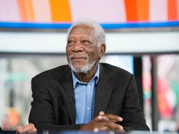 50 Inspiring Morgan Freeman Quotes For Life Lessons