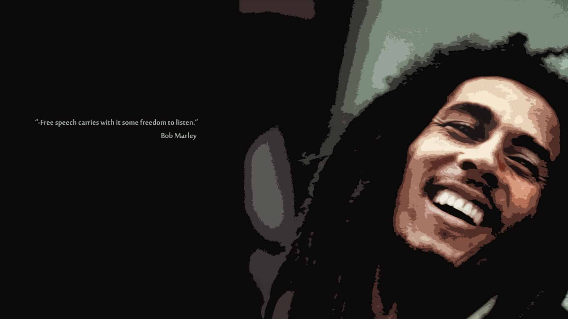 25 Bob Marley Quotes About Peace, Love And Life
