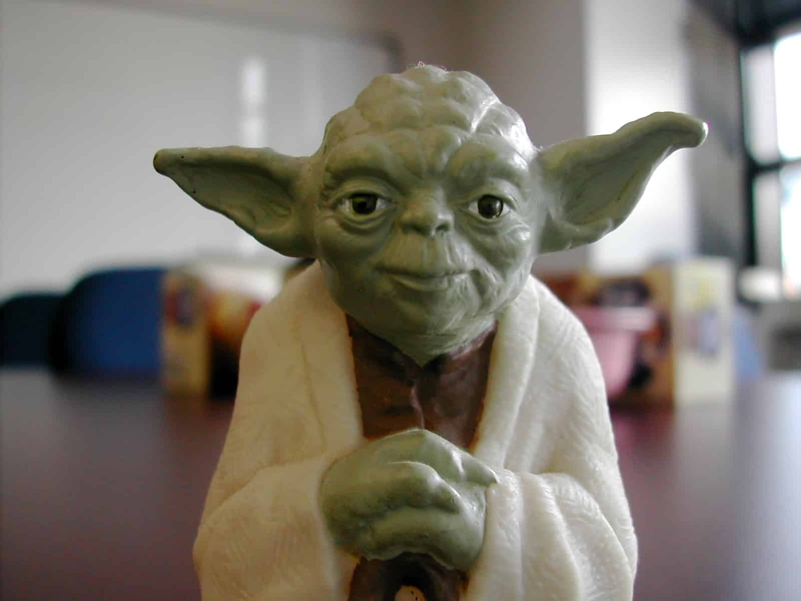 Top 30 Inspirational And Funny Yoda Quotes