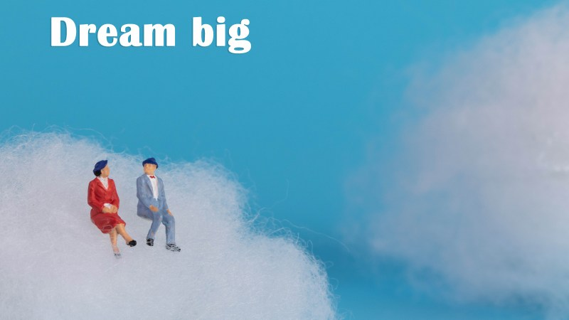 35 Motivating Dream Big Quotes To Achieve Greatness