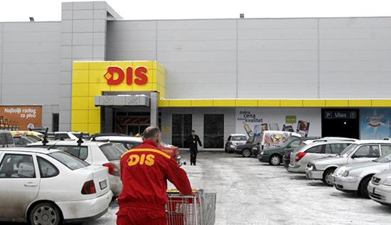 DIS market ZMAJ