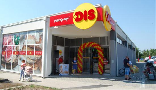DIS Market Inđija