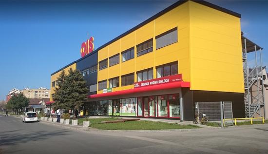 DIS Market Novi Sad Futog
