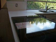 Kitchen counter/ stove install