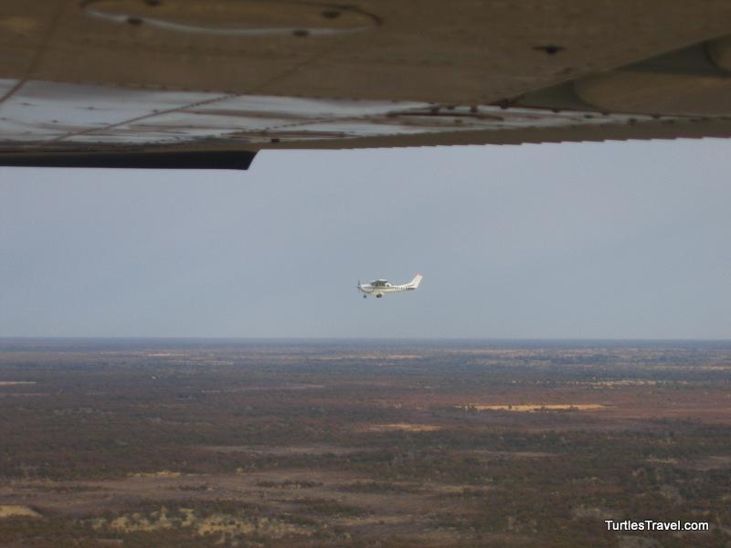Okavango Fly Over