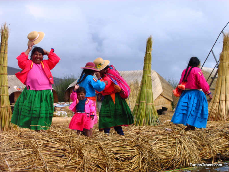 People of Uros