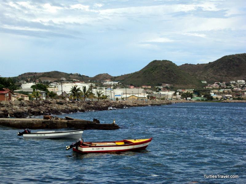 St. Kitts Scene