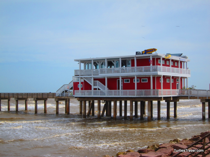 Jimmy's on Galveston Fishing Pier