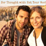 Co-founders Scott Rosen and Laura Siciliano-Rosen in Cappadocia, Turkey
