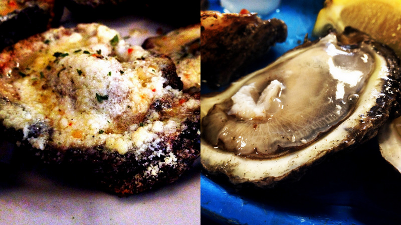 October: NOLA Oysters