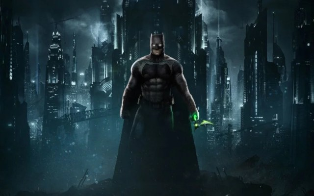 Batman - The Knight wallpaper