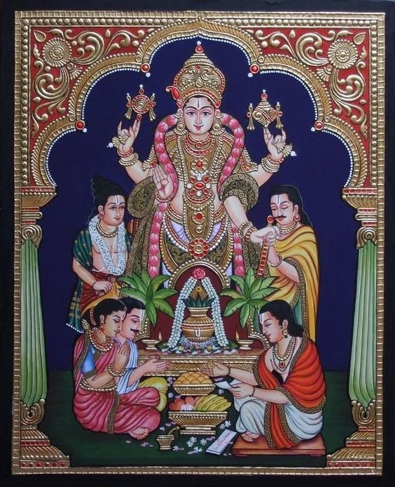 Tanjore-Painting