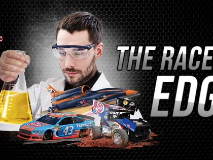 """STP The Racers Edge"" jargon mendunia STP"