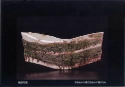 河内 英利 作陶展 ギャラリー佐野2006