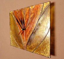 ceas de perete vitrat 008-1