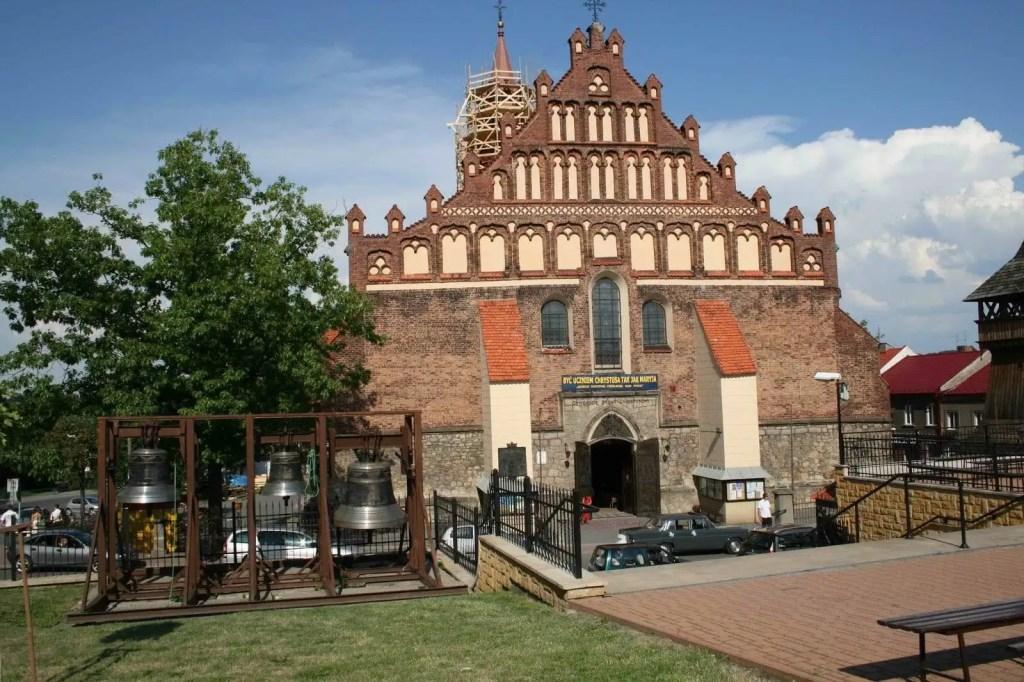 Kościół i sanktuarium w Bochni